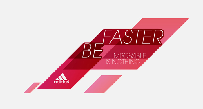 BE FASTER Logo